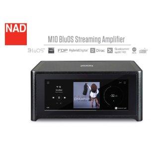 NAD M10  -  HighEnd-BluOS Streaming Verstärker