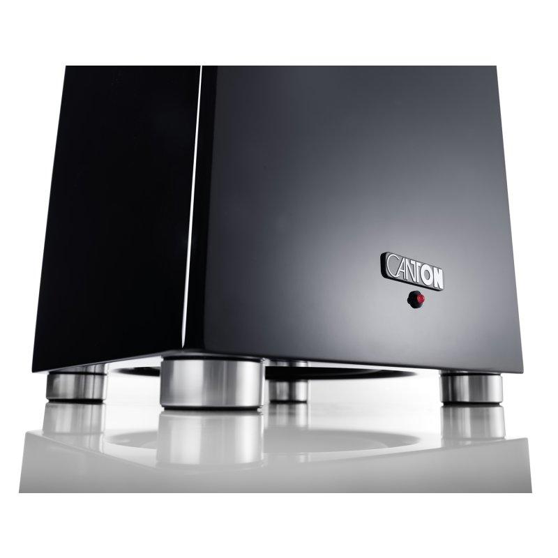 canton smart sub 8 schwarz aktiv wireless subwoofer 599 00. Black Bedroom Furniture Sets. Home Design Ideas