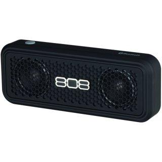 808 AUDIO XS TOP Portabler Stereo Bluetooth-Lautsprecher mit Akku UVP war 69,00