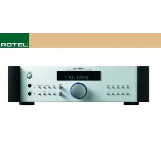 Rotel RX-1052 Silber - Multiroom-Stereo-Receiver, N1 - UVP war 1299,00 €