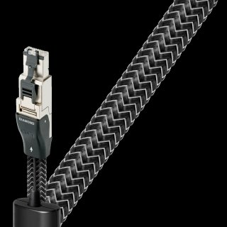 AudioQuest®  RJ/E Diamond (Ethernet) Netzwerk Kabel