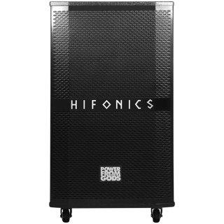 Hifonics EB115A V2, NEU - mobiles, aktives Indoor und Ourdoor Soundsystem UVP 899
