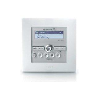 Yamaha MCX-C15 Weiß, Aussteller - Einbau-Client, IO-Box