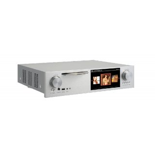 Cocktail Audio X35, Silber - All-In-One Musikserver, Streamer, DAC, CD