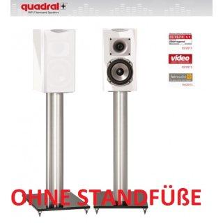 Quadral Platinum M20, Weiß. N3 - 2-Wege,UVP war 798€ Paarpreis, ohne Stands