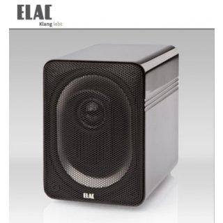 ELAC 301.2 Schwarz HG - 2-Wege Regallautsprecher, Stückpreis - UVP war 279 €