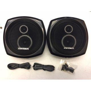 Con Tech XR-80, NEU - 3-Wege Lautsprecher System