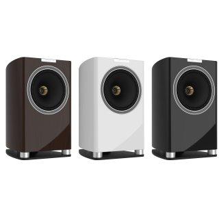 Fyne Audio F701, NEU incl. Stand HighEnd 2-Wege Regallautsprecher, Paar
