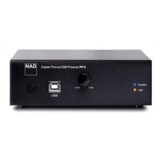 NAD PP4 Digital Phono/USB Phono-Vorverstärker, N3 - UVP 229,00 €