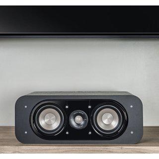 Polk Audio Signature S30 Schwarz - Centerlautsprecher, N7 - UVP war 299,00 €