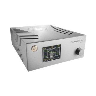 Gold Note PH-10, Silber - MM & MC Phonovorverstärker