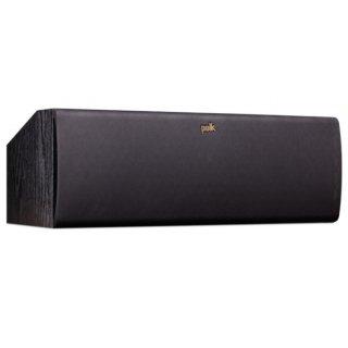 Polk Audio TSx250C, Schwarz, N1 - 2-Wege Bassreflex Center-Lautsprecher
