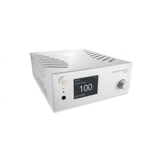 Gold Note DS-10 Silber - D/A Konverter und Streamer