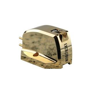 Excalibur Gold - MC-Tonabnehmersystem - Low Output - Diamant Shibata