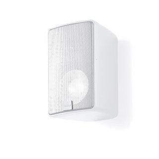 Canton Plus X.3 Weiß – Universaler Kleinlautsprecher Stückpreis