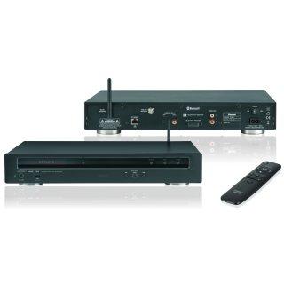 MAGNAT MMS 730 Schwarz High-End Internet DAB+/FM-Streamer, UVP 599 €
