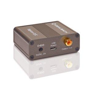Oehlbach Digicon O/C - Digital optisch-elektrischer Audio Wandler