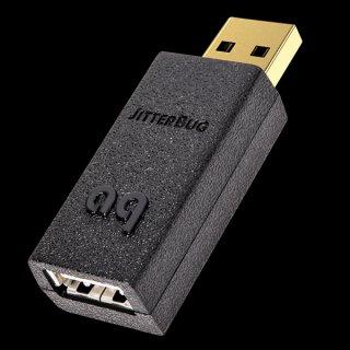 Audioquest® JitterBug USB-Entstörfilter für Daten und Netzstrom