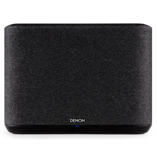 DENON Home 250 Schwarz Bluetooth-Lautsprecher WLAN HEOS Built-in Apple AirPlay