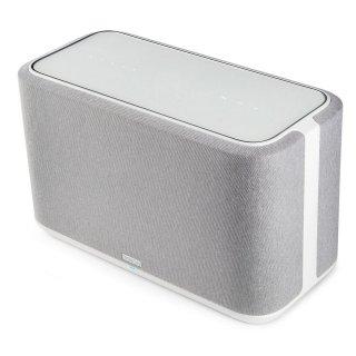 DENON Home 350 Weiss Bluetooth-Lautsprecher WLAN HEOS Built-in Apple AirPlay