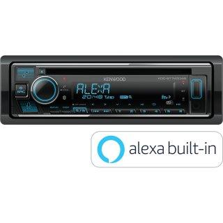 Kenwood KDC-BT740DAB - CD/USB-Receiver mit Bluetooth, Spotify & DigitalradioDAB+