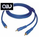 AIV Deep Blue C Cinch-Y-Verbindungskabel, 5 m -...