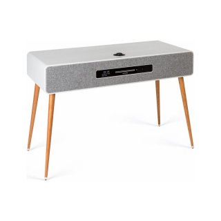 RUARK AUDIO R7 MKIII, Soft Grey - All-in-one System UKW DAB+ CD Bluetooth WLAN