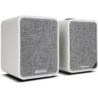 Ruark Audio MR1 MK2, Matt Grau - aktive Bluetooth-Lautsprecher, Paarpreis