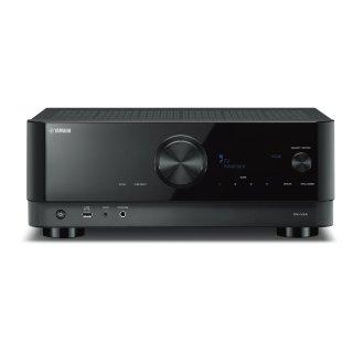 Yamaha RX-V4A Schwarz - 5.2-Kanal A/V-MusicCast-Receiver, 115 Watt
