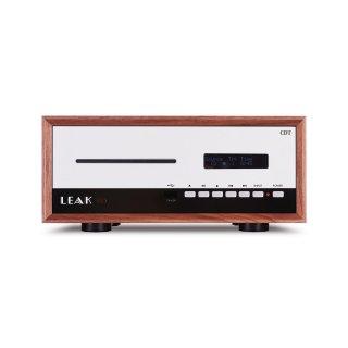 LEAK CDT, Walnuss NEU - CD Player mit Slot-In Laufwerk