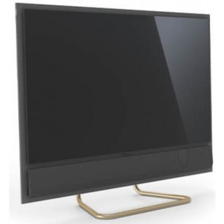 LG GX21SP-55-CHA-GN Champagner-Granit TV-Standfuss