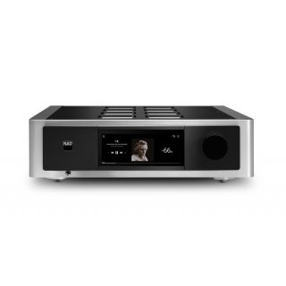 NAD M33 - High-End Digital Stereo Vollverstärker mit Streaming