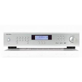 Rotel T14 - Silber Netzwerkfähiger DAB+/FM-Tuner mit Play-Fi-Streaming