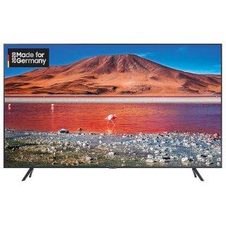 SAMSUNG GU50TU7199U 125cm 50Zoll 4K UHD TV Modell 2020 MADE FOR GERMANY EEK G