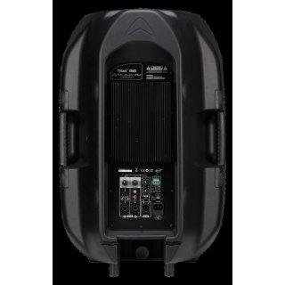 Wharfedale Titan 15D Schwarz - 800 Watt Aktiv-Eventlautsprecher