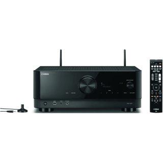 Yamaha TSR-400 Schwarz - 5.1-Kanal AV-Receiver, 145 Watt pro Kanal