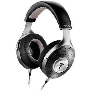 Focal Elegia Schwarz - Geschlossener Ohrumschließender HighEnd Kopfhörer