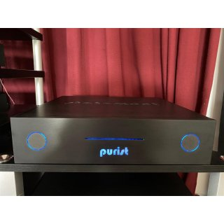 Purist Statement 3DA Ultimate Video Bester Musikserver/Streamer mit High-End DAC und eingebautem Verstärker