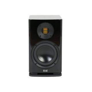 Elac Solano BS283 Schwarz HG - HighEnd Regallautsprecher, 100 Watt, Stückpreis