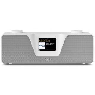 TechniSat Digitradio 510, Weiß - DAB+/FM-Radio Internetradio Netzwerk WLAN, N1 UVP 279,99 €