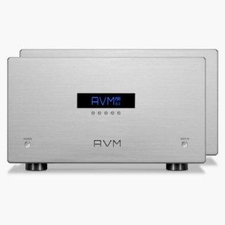 AVM Ovation MA 8.3 Silber - Referenz-Mono-Endstufen mit Class A, A/B-MOS-FET-Hochstromtechnologie, Paar