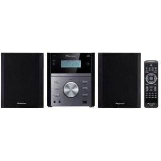 Pioneer X-EM16 Schwarz N1 Micro-HiFi-System mit CD, FM Radio, MP3 - USB und Weckfunktion UVP war 109€