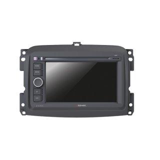 Zenec GBA-24782OM Omni Desk - Radioblende für unten aufgelistete Fahrzeuge, OHNE RADIO