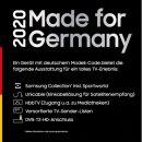SAMSUNG GQ82Q800TGTXZG MADE FOR GERMANY Modell 2020,...
