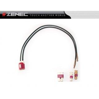 ZENEC ZE-NC-ANT2 - E>GO Doppelfakra Adapterkabel