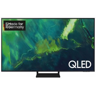 SAMSUNG GQ85Q70AATXZG 214 cm 85  Zoll UHD QLED TV Modell 2021