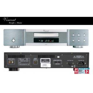 Vincent CD-S4 Silber - HDCD-Player