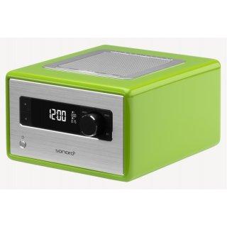 Sonoro sonoroRADIO Grün - DAB/DAB+/FM Digitalradio mit Bluetooth