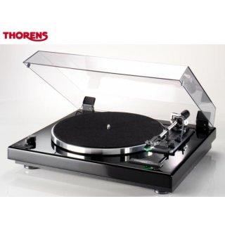 Thorens TD 240-2 Schwarz HG - Vollautomatischer Plattenspieler, N5 - UVP 899,- €