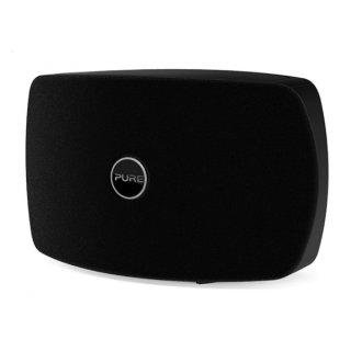 Pure Jongo T2 - Multiroom Lautsprecher (Bluetooth, W-LAN) VL-62208, Schwarz, N1
